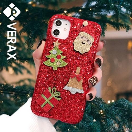 갤럭시J7프로 크리스마스 샤이닝 하드 케이스 P420_(2217718)