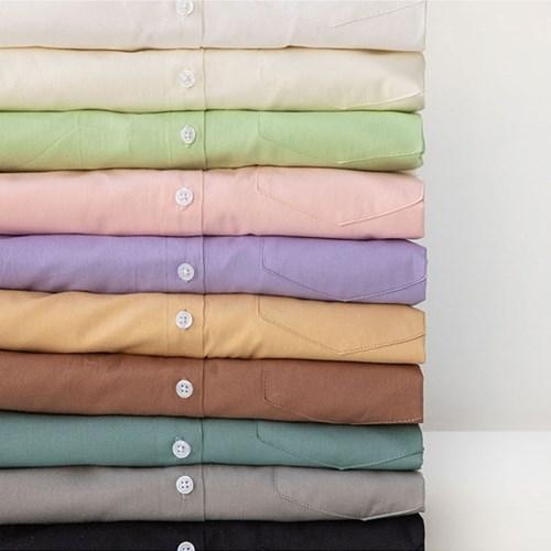 [런드리맷] 당신의 옷장 속 기본이 되어줄 셔츠 (10컬러)