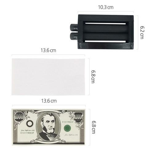 KC인증-JL 머니프린터+모조지폐 세트