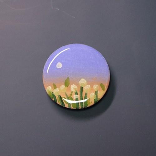 그려낸 꽃풍경 그립톡 스마트톡