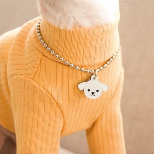 [1013프렌즈] 강아지 인식표 목걸이