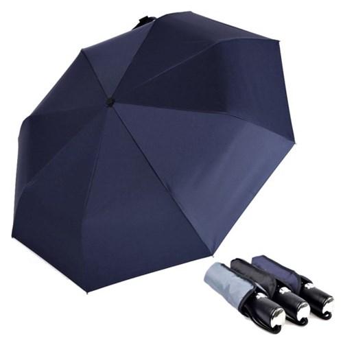 로베레 암막 자외선차단 3단자동 우산양산겸용 가죽핸들 3컬러