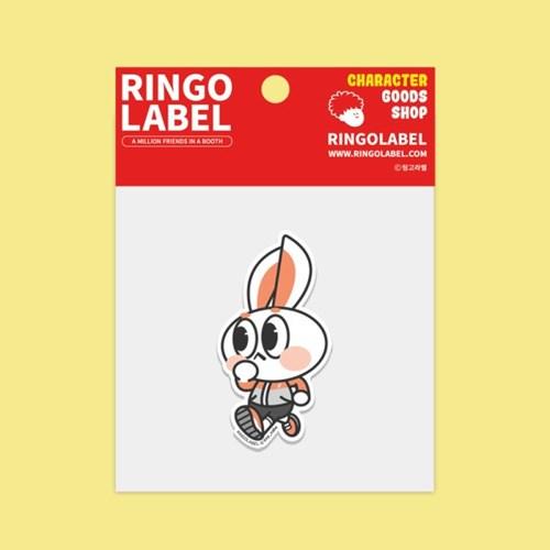 [링고라벨] 제이코크 PVC 스티커팩 6pcs