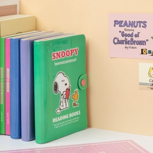 [Peanuts] 스누피 데일리 다이어리 3종
