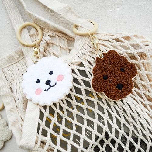 강아지 키링 (열쇠고리)