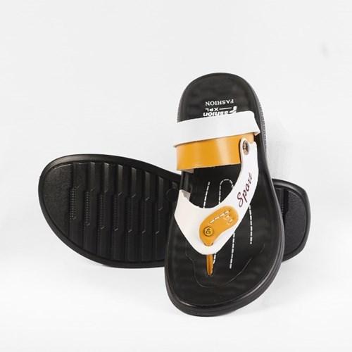 풋스타 쪼리형 샌들 슬리퍼(옐로우) (260mm)