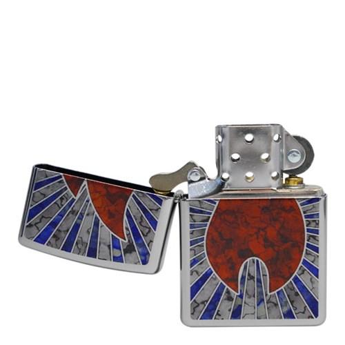 ZIPPO 라이터 49431 High Polish Chrome Fusion_(2691146)