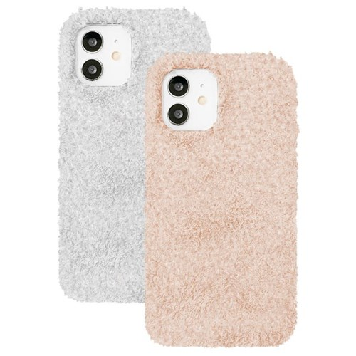 아이폰7플러스 뽀글이 심플 컬러 젤리 케이스 P571_(3489228)