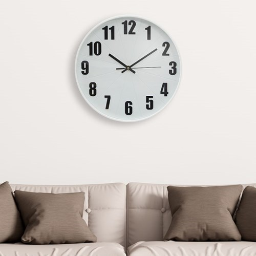클락스 원형 벽시계 / 거실 인테리어 벽걸이시계
