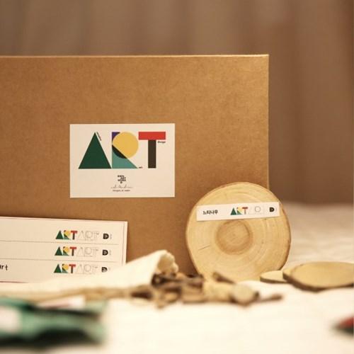 [아이들리] 나무 이야기 1편   가족이 만드는 예술감성 홈키트