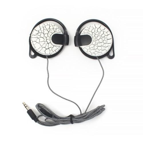지브라 귀걸이형이어폰