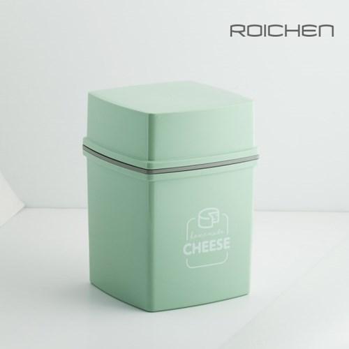 미뉴트리 치즈메이커 그릭 플레인 리코타치즈 만들기