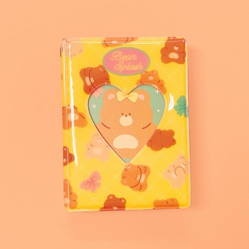 Bear Splash 콜렉트북