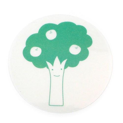 NUDE STICKER - 나무