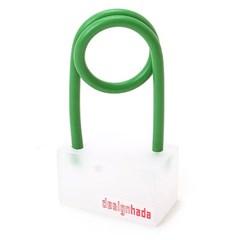 옷핀 메모홀더(Green)
