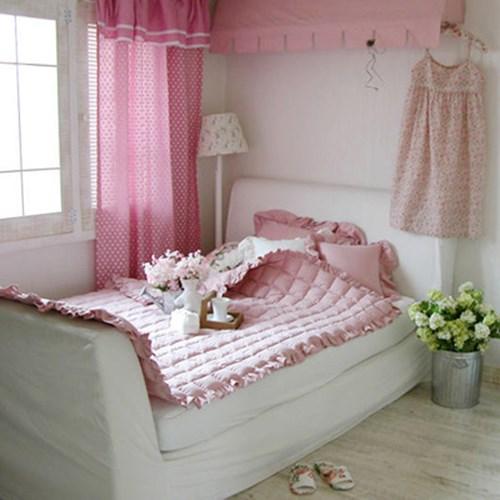 풍경있는집 침대 (싱글)