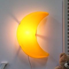 [LAMPDA] 달모양 벽등/취침등 무드등 수유등 방등