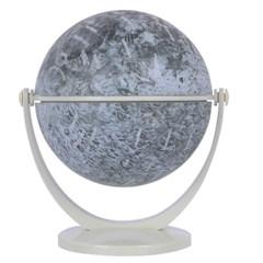 10cm 미니회전 지구본(달)