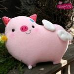 [DIY]천사나라 아기돼지 쿠션만들기 패키지(솜포함)