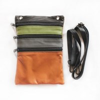 4-ways bag with 4pockets