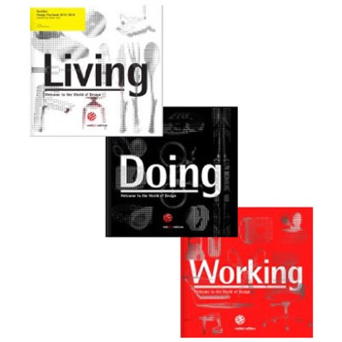 Red Dot Design Yearbook 2013/2014 (Living, Doing, Working)