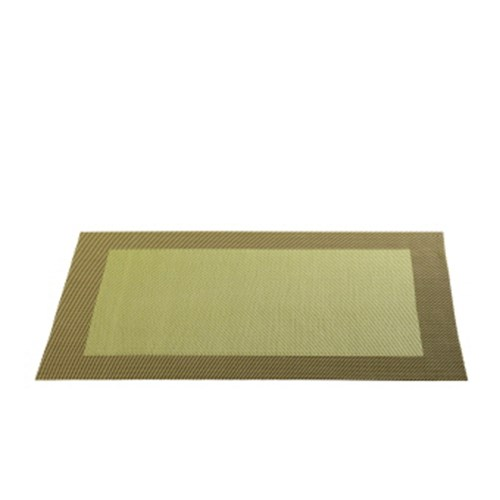 [아사셀렉션] PVC 식탁 매트 - 올리브_(400109634)