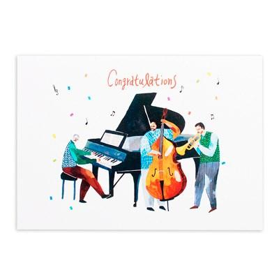 Concert Congratulation Card