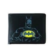 Batman Wallet In A Tin - 'Chest' Logo