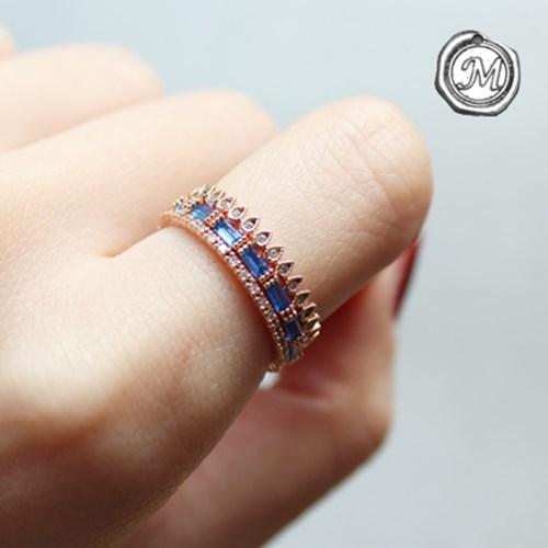 씨스톤 3타입 반지 sea stone ring 3 set(3types)