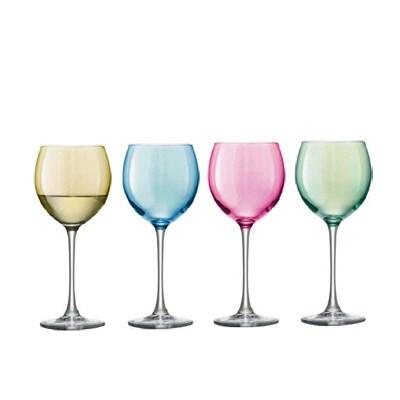 [LSA] 폴카 와인잔 4종 세트 400ml_(400118445)