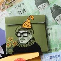 방긋 미니 돈봉투 - 세종대왕 / 013-ME-0001