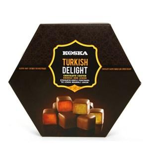 KOSKA 초콜릿 터키쉬딜라이트 초코_오렌지&레몬 140g