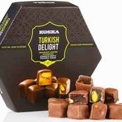 KOSKA 초콜릿 터키쉬딜라이트 초코_피스타치오 140g