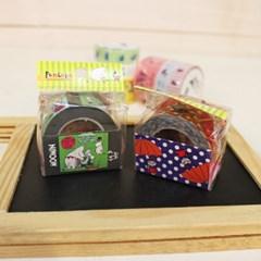 무민 마스킹 테이프2type - 일본직수입