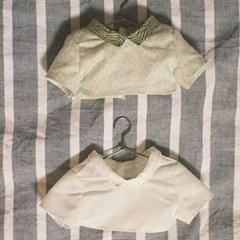 크림또 의상 - 반팔셔츠