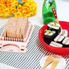 사각김밥틀 네모김밥 스팸김밥만들기 세트