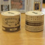 Craft paper 마스킹테이프 2p set - 일본직수입
