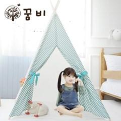 [꿈비 인디언텐트]북유럽 롤리팝 4각