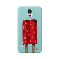 [EPICASE] Art case for GalaxyS5, Couple Ice creamstick