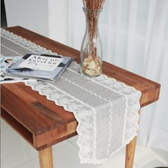 Melange Race table runner