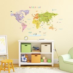 세계지도 DAT-1306N