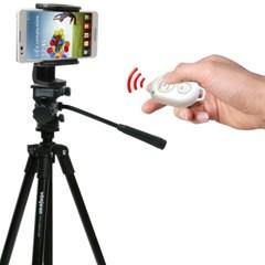 VT-341M 삼각대+VD-602 헤드+VCM-513T 스마트폰 홀더+S3 리모컨 SET