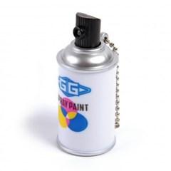 Spray Can LED Keychain