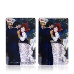 제이메타(JMETA) C3 명화 카드형USB No.10 [8GB]
