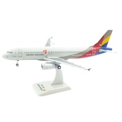 1/200 A320 아시아나항공 (HG360663GY) ASIANA AIRLINES 비행기모형