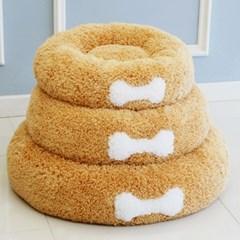 아페토 오리지널 도넛방석 (브라운)