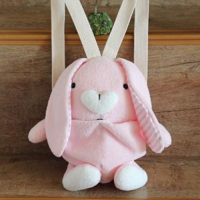 [DIY]토끼배낭 만들기