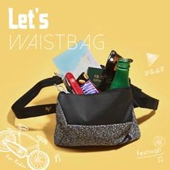 WEEKADE LET'S WAIST BAG