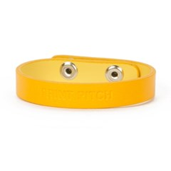 color bracelet (single) yellow