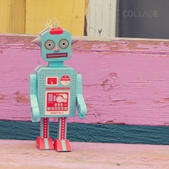 DIY Robot No.2 Paper Craft